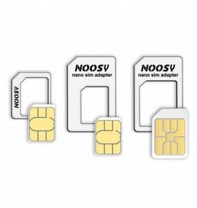 Adaptador de tarjeta Nano Micro Sim para móviles
