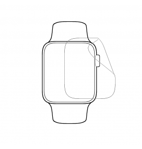 Protector Pantalla Apple Watch Serie 5 40mm
