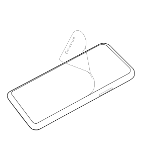 Protector Pantalla móvil LG K50S Triple CAM