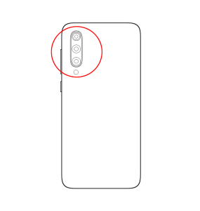 Cristal Camara Xiaomi Redmi 9