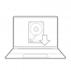 Recuperar datos copia de seguridad ordenador Panasonic portátil y sobremesa en Málaga