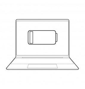 Cambiar sustituir reparar bateria portátil Apple en Málaga