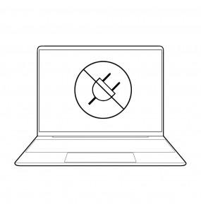 Conector de carga ordenador apple mac imac macbook sobremesa en Málaga