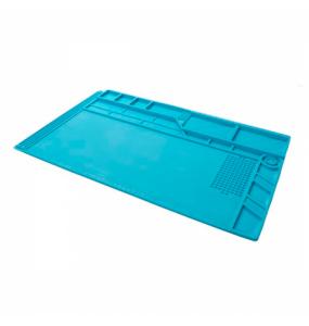 Tapete de soldadura - silicona (550x350mm)