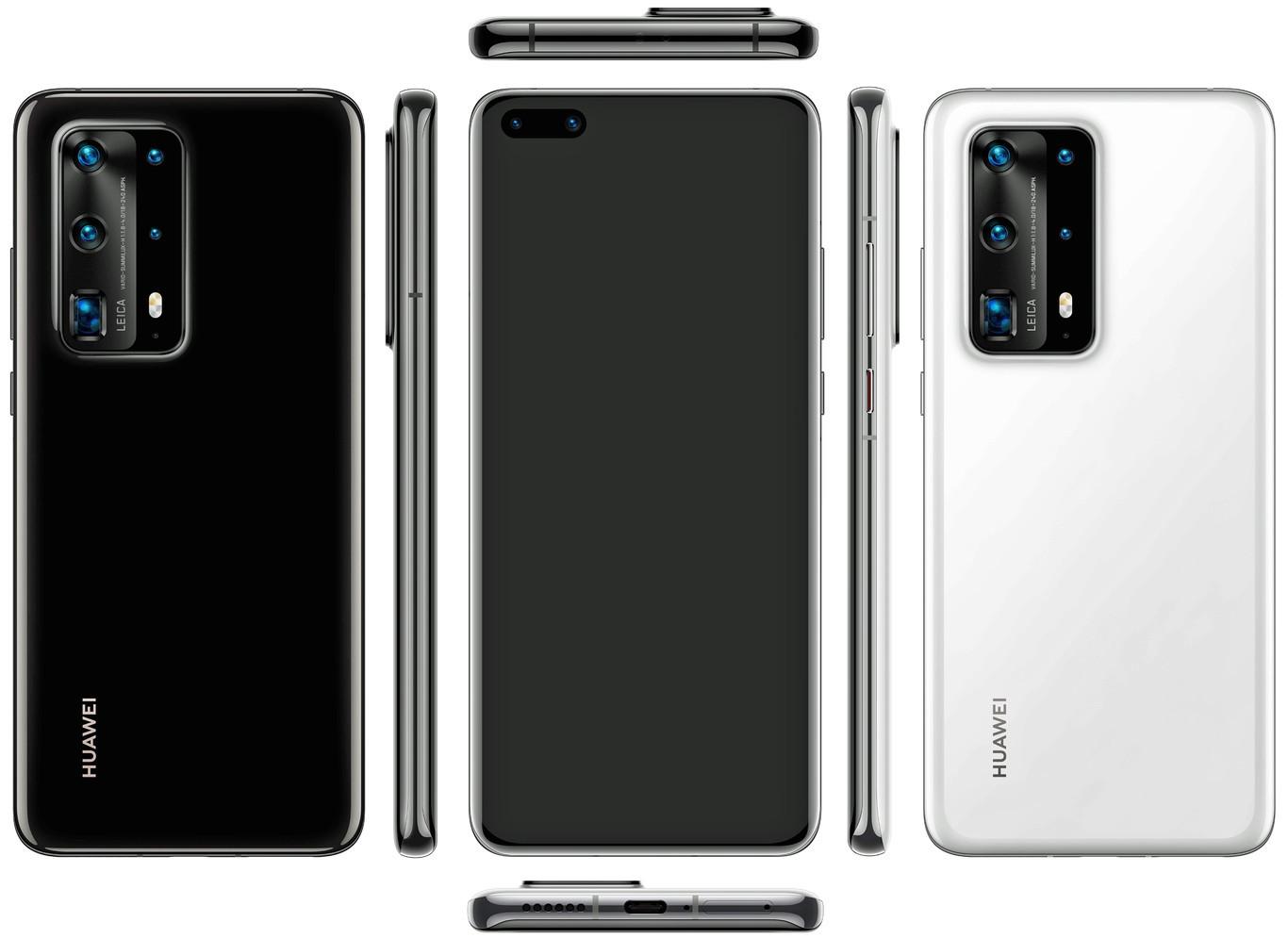 Huawei P40 características ficha técnica